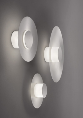 Studio Italia Design 152002 Thor Medium LED Wandleuchte