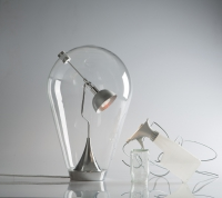 Studio Italia Design 008004 Blow LED Tischleuchte