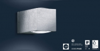 ip44  Como Ivy Licht 16W Glaslinse Up down